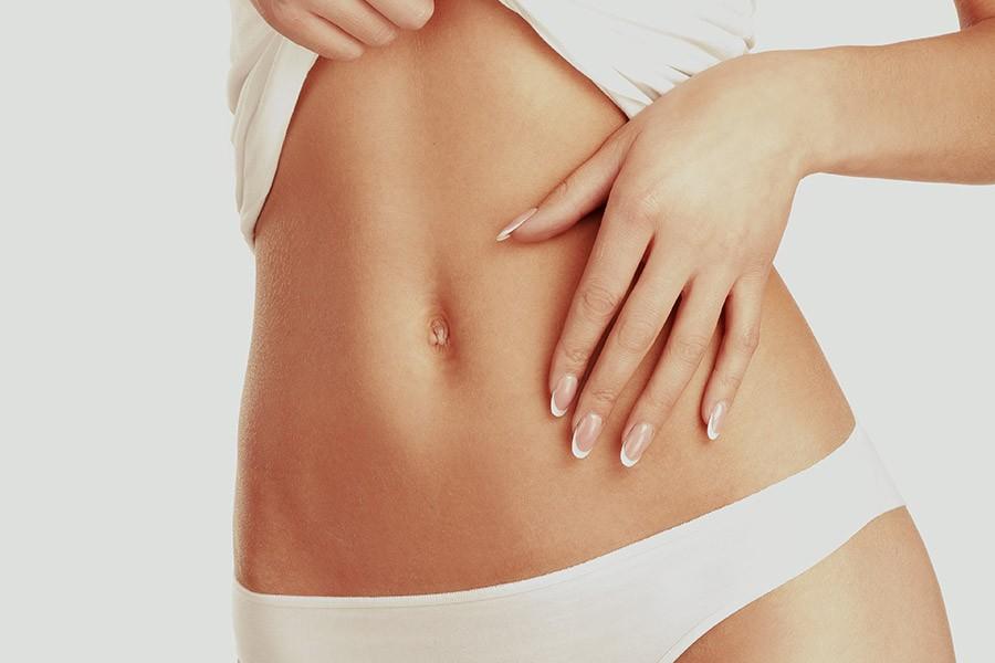 Flacher Bauch - Bauchdeckenstraffung